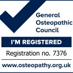 registered osteopath